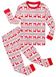 Amazon Price History for:IF Pajamas Christmas Tree Little Boy Girl Pjs Long Sleeve Kid Sets