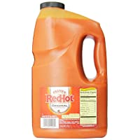 Deals on Franks RedHot Original Cayenne Pepper Sauce, 160 oz 1 gallon