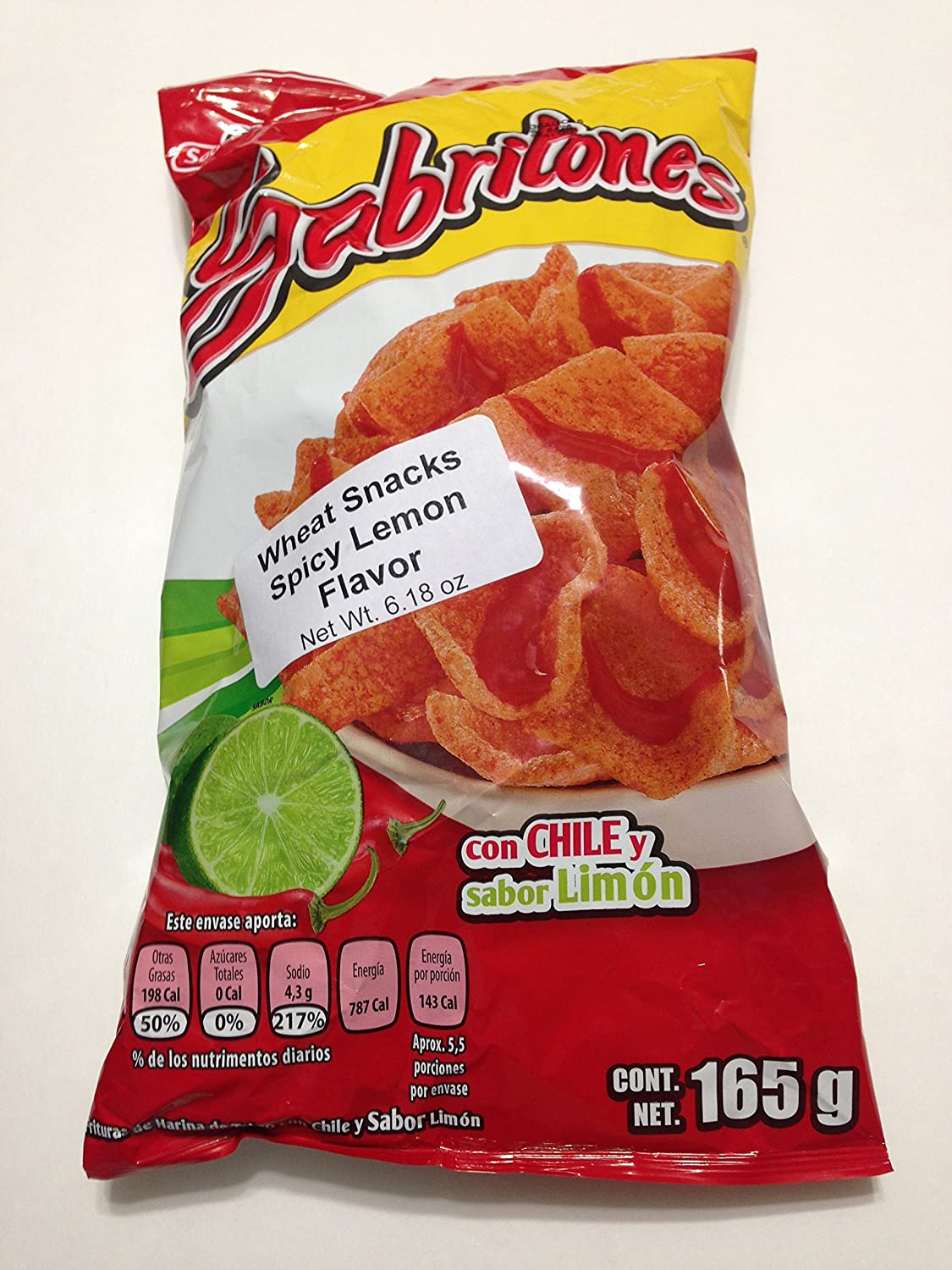 Sabritas Botanas Mexicanas (Sabriton, Big): Amazon.com: Grocery & Gourmet Food