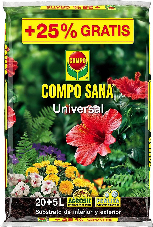COMPO - Tierra Maceta Sana Compo 20+5 L