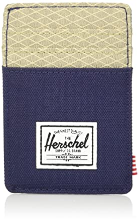 3a6fdfdeccb Amazon.com  Herschel Supply Co. Unisex-Adult s Raven RFID Wallet ...