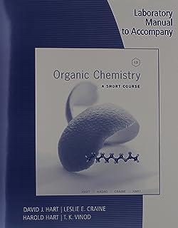 Amazon organic chemistry laboratory manual 9780697339232 lab manual for organic chemistry a short course 13th fandeluxe Gallery
