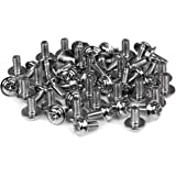 StarTech.com PC Mounting Computer Screws M3 x 1/4in Long Standoff - Screw kit - 0.2 in (Pack of 50) - SCREWM3