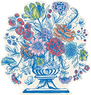 product image for Hester & Cook Die Cut Jardiniere Paper Placemats, Pack of 12
