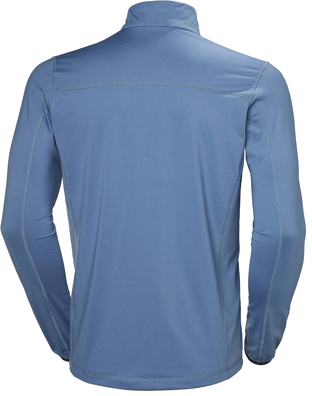 Helly Hansen Mens Phantom 1//2 Zip 2.0 Lightweight Stretch Fit Fleece Top
