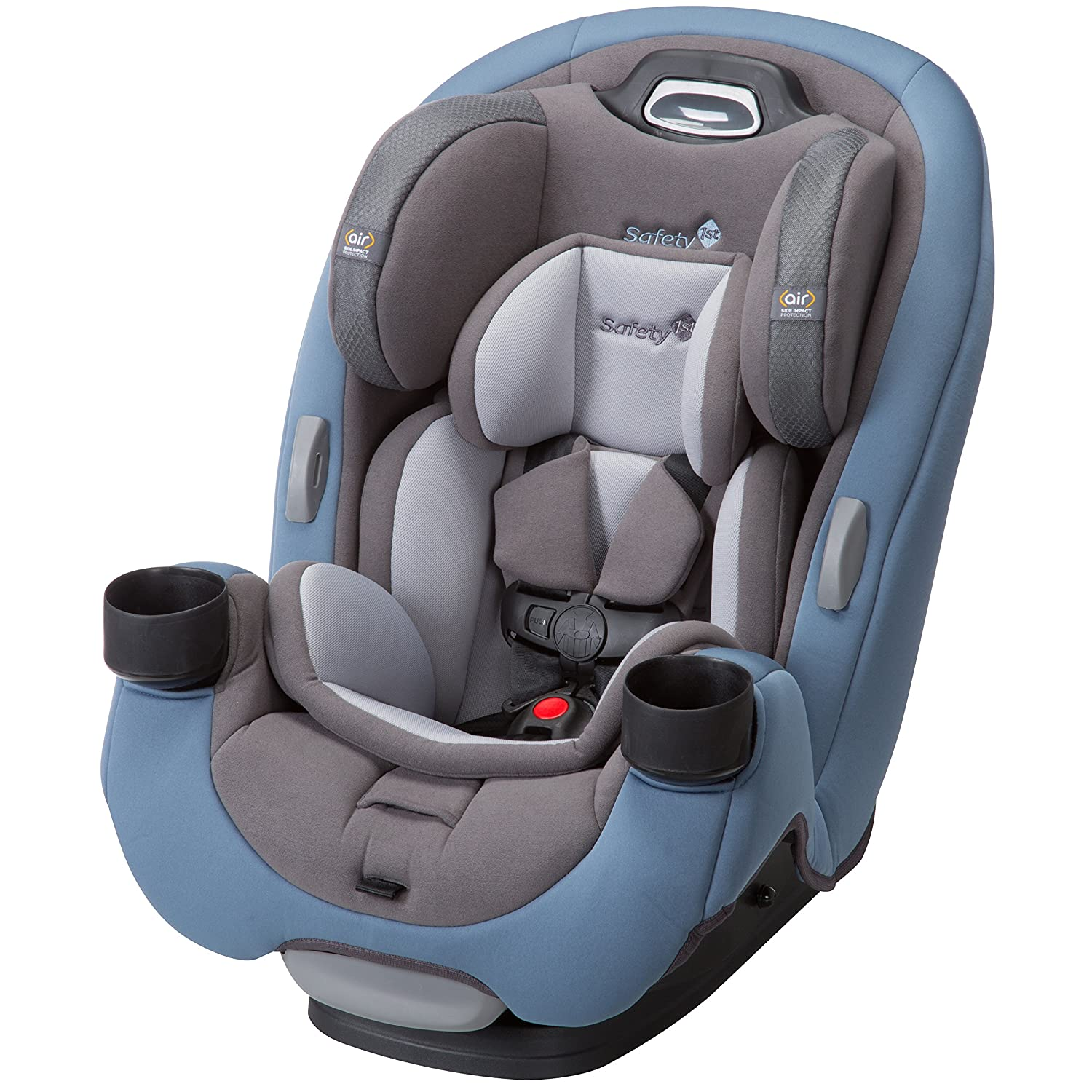 Safety 1st Grow Go EX Air 3-in-1 Convertible Car Seat, Moonlit Path, One Size