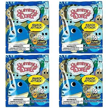 Amazon.com: KIDROBOT Yummy World Snack Attack - Llavero de ...