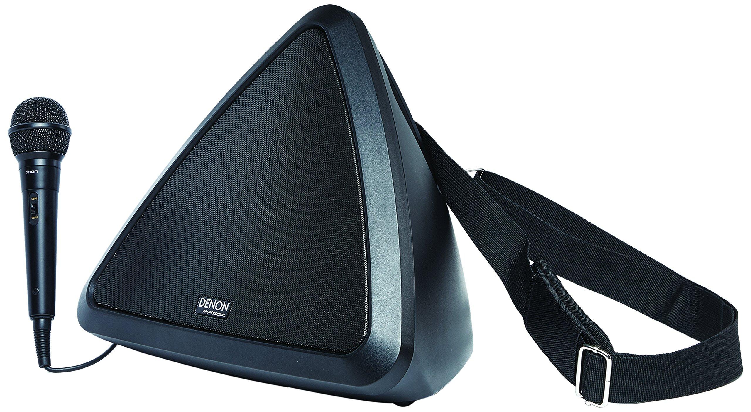Denon Professional Dispatch | Portable 2-Way Active PA Speaker