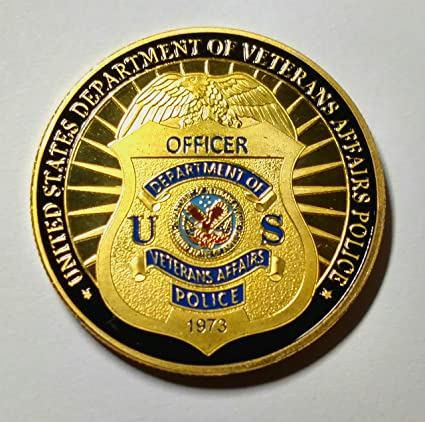 Amazoncom Us Department Of Veterans Affairs Police Officer