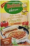 Buitoni Idea per Pollo Tenero e Gustoso Papiro con Pomodoro Fogli di Carta Speziata, 4 Pezzi