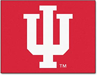 product image for FANMATS NCAA Indiana University Hoosiers Nylon Face All-Star Rug