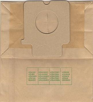 PA1 bolsas para aspiradora Panasonic Serie MC, 10 unidades ...