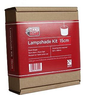 Kit per paralume personalizzato fai da te, 20 cm: Amazon.it ...