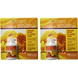 TruNature Vision Complex with Lutein & Zeaxanthin - 2 Bottles, 140 Softgels Each