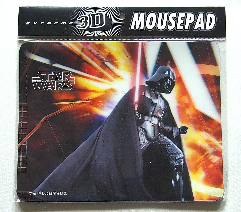 Star Wars - Alfombrilla para ratón en 3D, diseño de Darth Vader ...