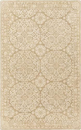 Surya Smithsonian 9 x 13 Area Rug, Light Brown
