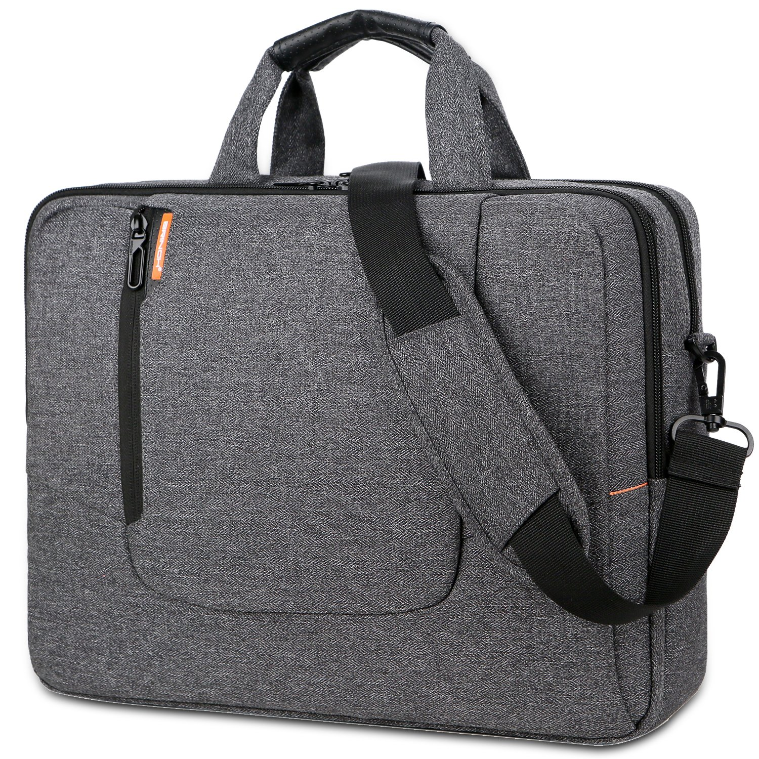 Amazon.com: BRINCH 15.6 Inch Laptop Bag Large