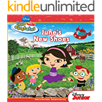 Little Einsteins:  June's New Shoes (Disney Storybook (eBook))