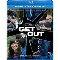 Amazon.com deals on Get Out Blu-ray + HD Digital