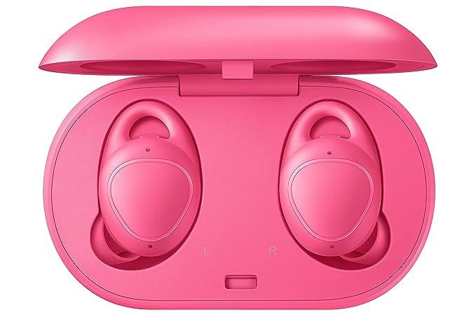 Samsung Gear Icon X Auriculares Bluetooth, Rosa- Versión Extranjera: Amazon.es: Electrónica