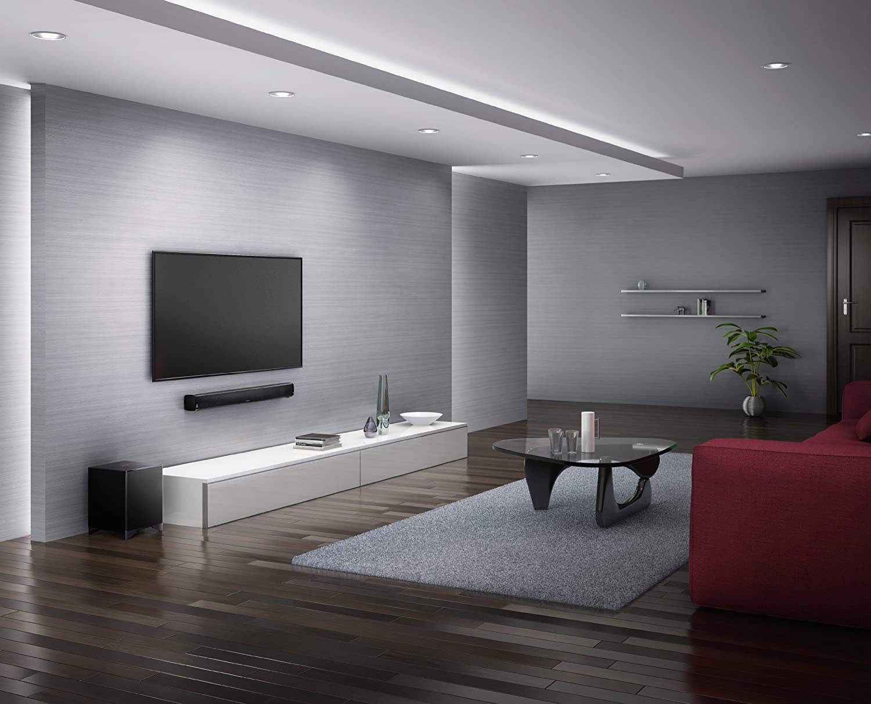 onkyo soundbar. amazon.com: onkyo ls-b50 | envision cinema soundbar system: electronics