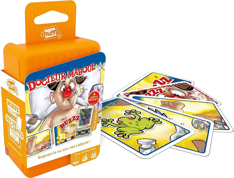 Shuffle 100237034 Go Operation Juego de Tarjetas: Amazon.es: Juguetes y juegos