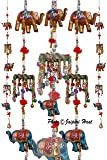 Jaipuri haat Superior Quality Home Decor Door/Wall Hanging in Pair