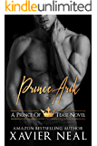 Prince Arik (Princes of Tease Book 1)