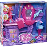 Barbie and The Pearl Princess Mermaid Salon