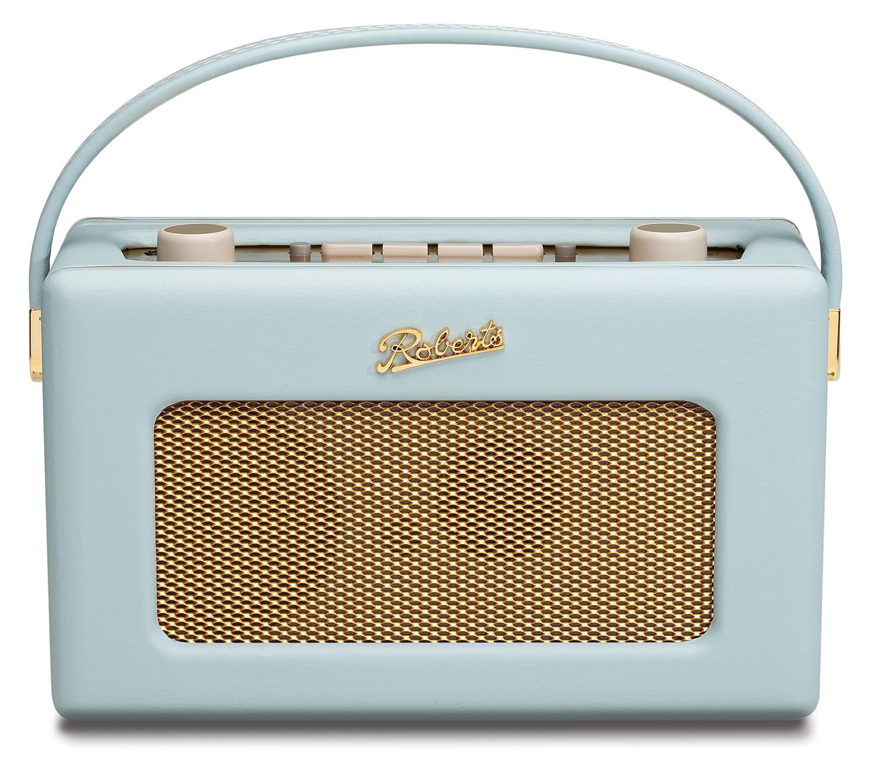 Roberts Revival RD60 FM/DAB/DAB+ Digital Radio - Duck Egg Blue ...