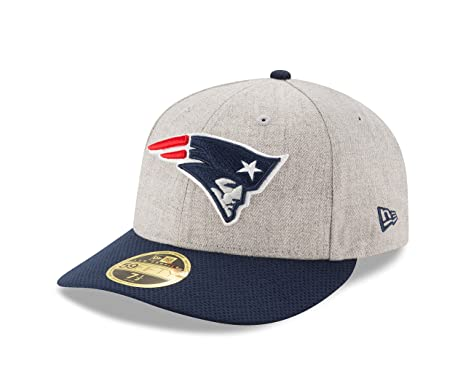 purchase cheap e40a0 1c923 NFL New England Patriots Change Up Redux Low Profile 59Fifty Fitted Cap,  Size 7 3