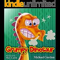 Grumpy Dinosaur: (Childrens books about Anger)