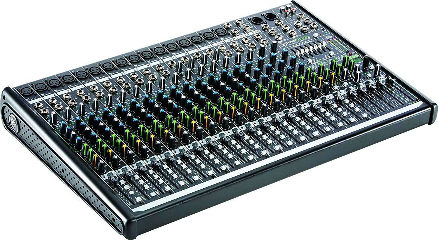 Mackie Profx8v2 8 Channel Professional Fx Mixer With Usb Profx8 V2