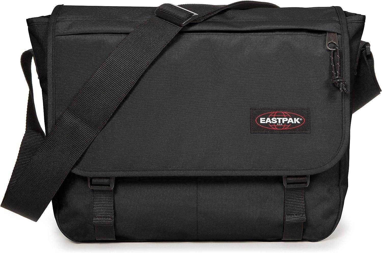 Eastpak Delegate 20 liters Black Messenger Bag 38 cm