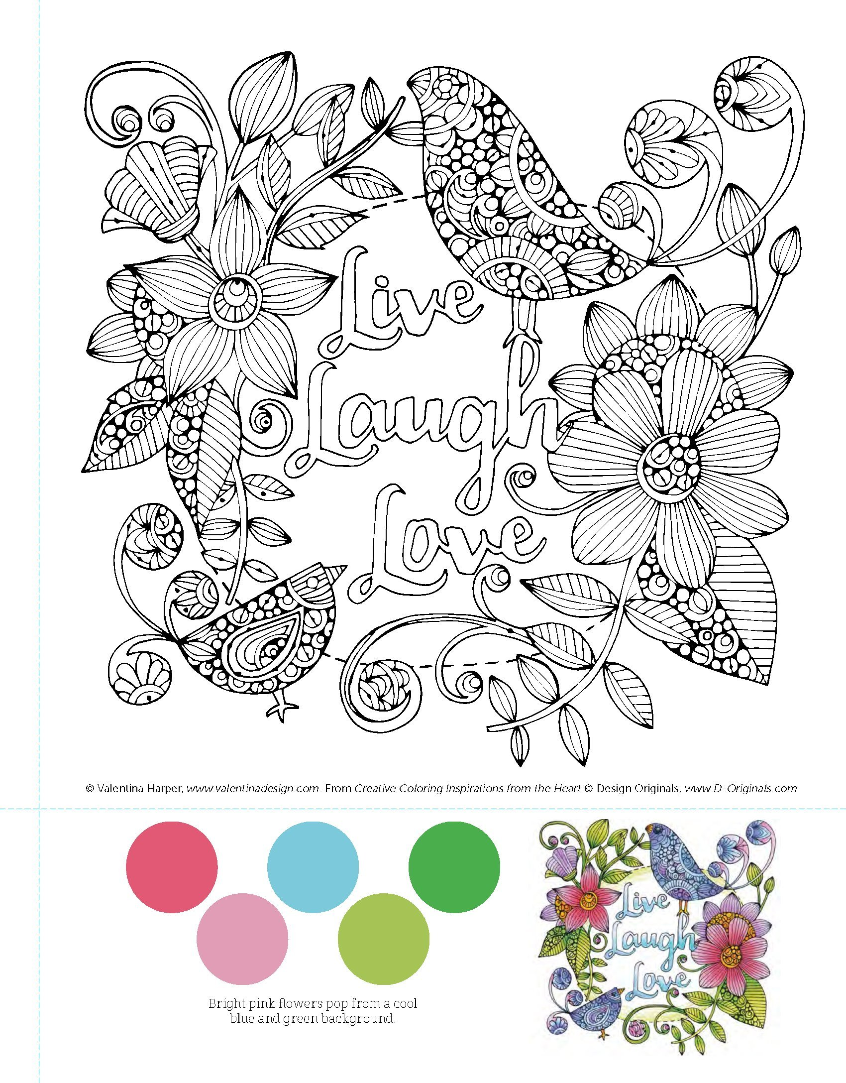 Amazon.com: Creative Coloring Inspirations from the Heart: Art ...