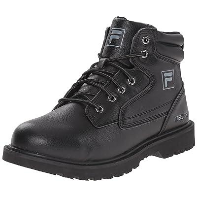 Fila Men's Landing Steel, Steel Toe Work Shoe | Shoes