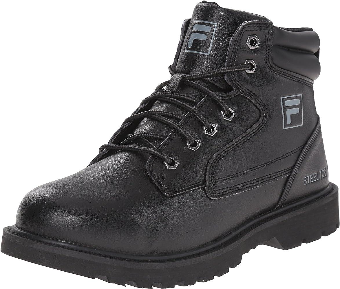 Fila Men's Landing Steel-m Walking Shoe