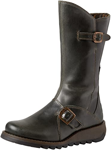 5a30e945 Fly London Women's MES 2 Chukka Boots, Grey (Diesel 010), 3 (