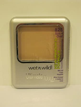 Amazon.com : Wet n Wild ULTIMATE TOUCH Pressed Powder # 825 bare : Face Powders : Beauty
