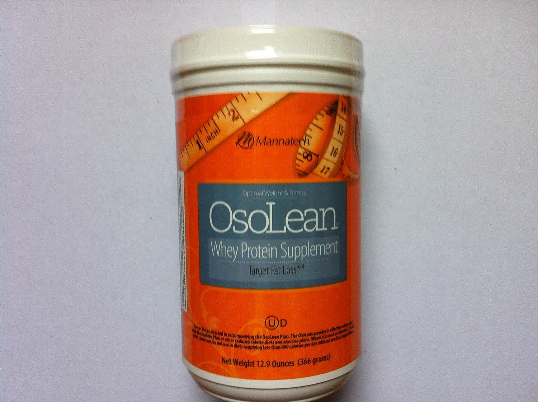 Mannatech OsoLean, Target Fat Loss – 12.9 Oz