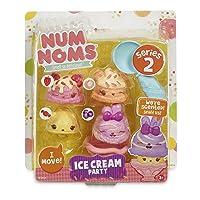 Num Noms Series 2 - Scented 4-Pack - Ice Cream Party