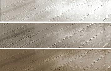 Hti Line Selbstklebender Vinylboden Designboden Grau Amazon De