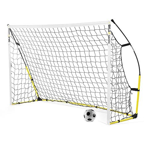 SKLZ Quickster Soccer Goal- Quick Set-Up, Ultra Portable Soccer Goal (12x6