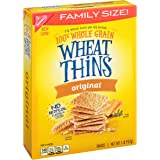 Wheat Thins Crackers (Original, 16 Ounce Boxes, 6-Pack)