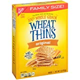 Wheat Thins Crackers, Original, 16 Ounce