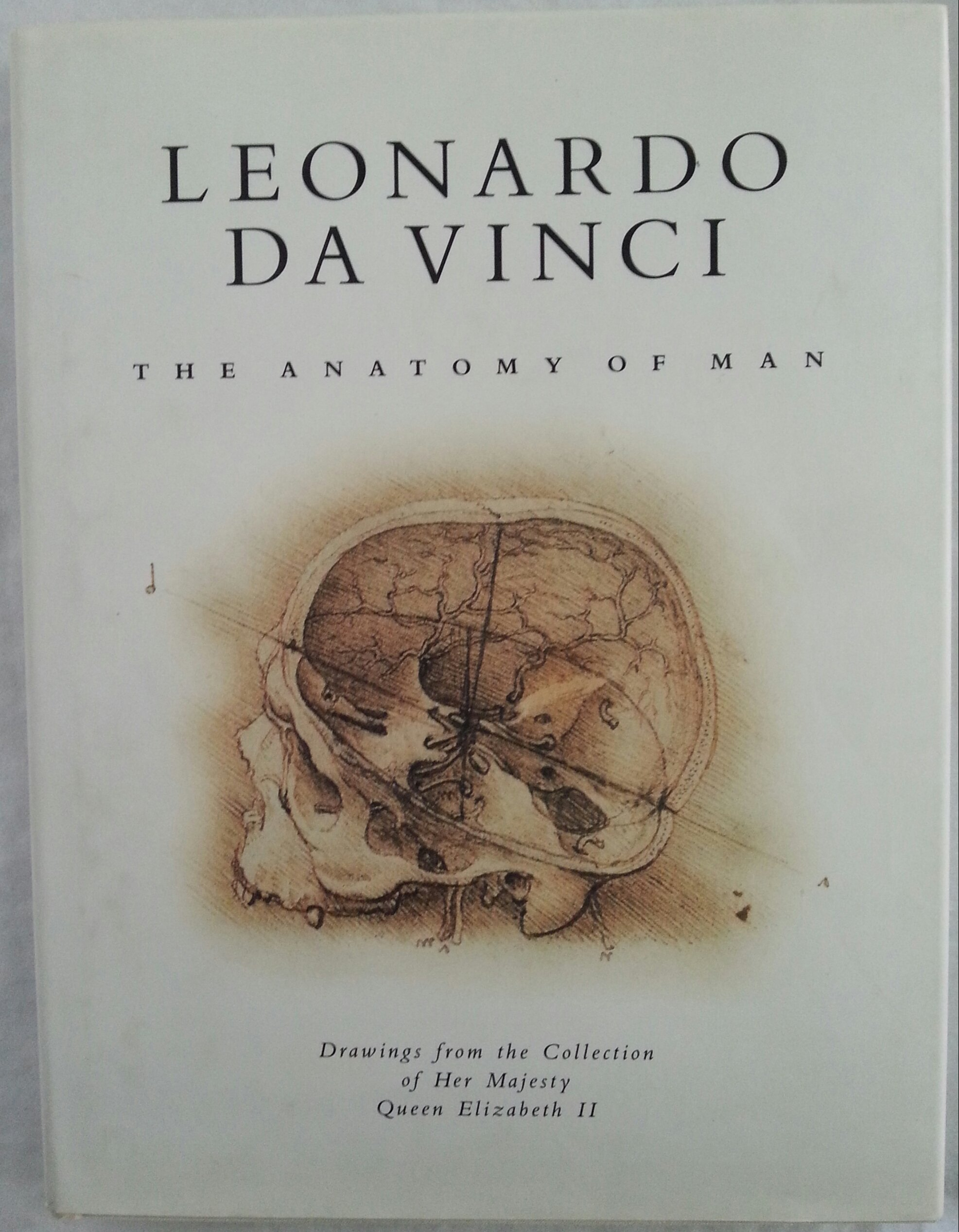 Leonardo Da Vinci The Anatomy Of Man Drawings From The Collection