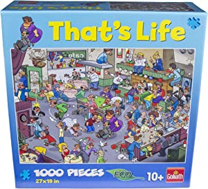 Goliath That's Life - 1000Piece Puzzle - The Pub