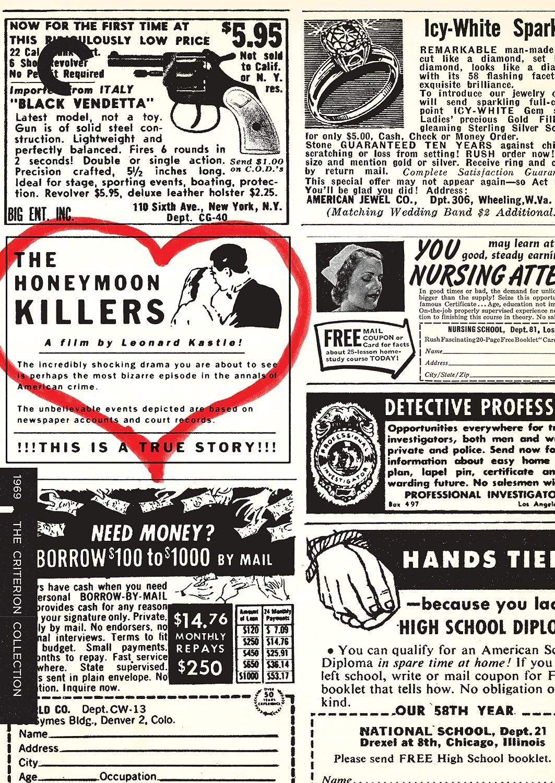 Amazon com: The Honeymoon Killers: Shirley Stoler, Tony Lo