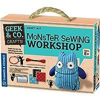 Geek & Co. Craft Monster Sewing Workshop
