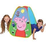 Playhut Peppa Pig Classic Hideaway Playhouse, Pink